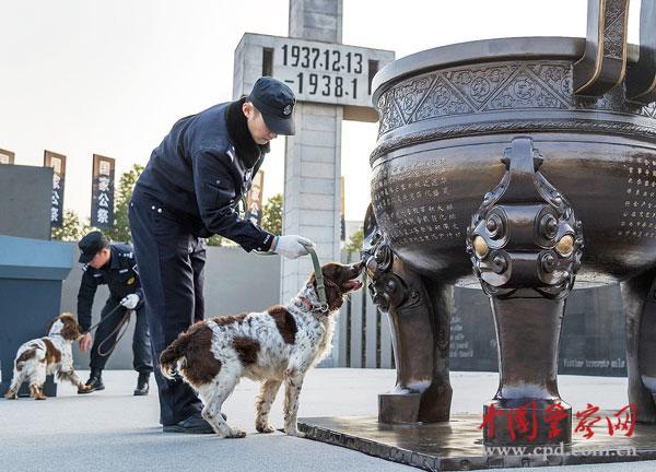 南京启动治安防控一级勤务