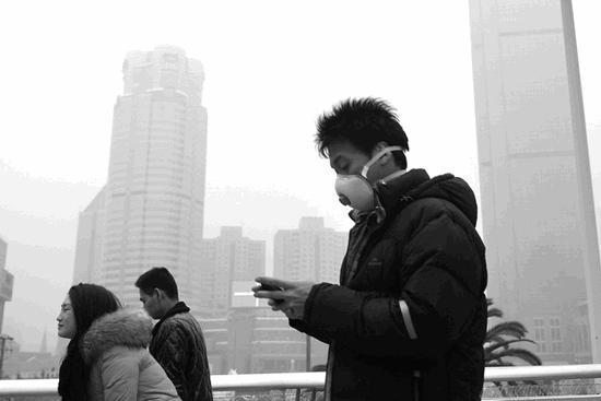 上海今明将持续污染 已启动临时管控措施