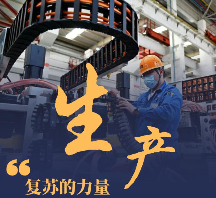 """万象更新全面加速 这就是中国""""复苏的力量"""""""